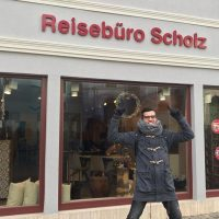 Erasmus Projekt: 1. mobilita (Saalfeld, Nemecko) (12/23)