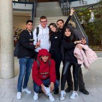 Erasmus Projekt: 1. mobilita (Saalfeld, Nemecko) (13/23)
