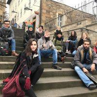 Erasmus Projekt: 1. mobilita (Saalfeld, Nemecko) (14/23)