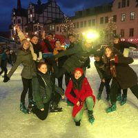 Erasmus Projekt: 1. mobilita (Saalfeld, Nemecko) (16/23)