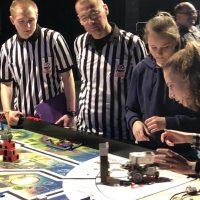 First Lego League – regionálne kolo (7/15)