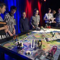 First Lego League – regionálne kolo (12/15)