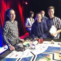 First Lego League – regionálne kolo (14/15)