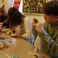 Laboratórny experiment v galérii (11/26)