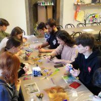 Laboratórny experiment v galérii (12/26)