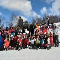 Zimný lyžiarsky kurz 2020 (1.A a 1.E) (1/35)