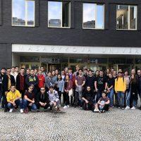 Návšteva Masarykovej univerzity v Brne (2/31)