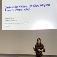 Návšteva Masarykovej univerzity v Brne (8/31)