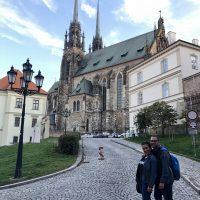 Návšteva Masarykovej univerzity v Brne (14/31)