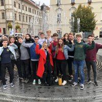 Návšteva Masarykovej univerzity v Brne (30/31)