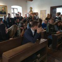 2.B na literárno-historickej exkurzii (10/23)