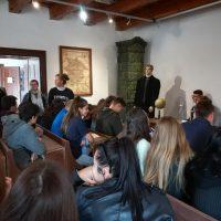 2.B na literárno-historickej exkurzii (11/23)