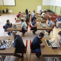 Majstrovstvá Košického kraja v zrýchlenom šachu (10/10)