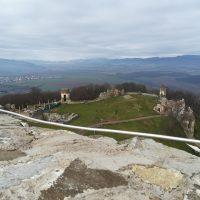 Turistický krúžok na Šarišskom hrade (13/32)