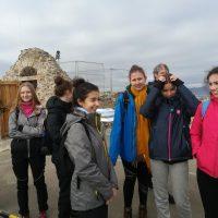 Turistický krúžok na Šarišskom hrade (17/32)