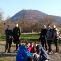Turistický krúžok na Šarišskom hrade (32/32)