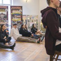 """Predstavenie programu """"Škola bez nenávisti"""" a Akčného plánu školy (4/21)"""