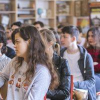 """Predstavenie programu """"Škola bez nenávisti"""" a Akčného plánu školy (12/21)"""