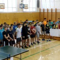 Regionálne kolo v stolnom tenise (2/5)