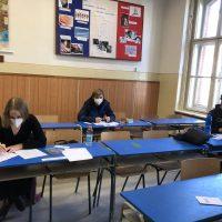 Písomné skúšky DSD1 (13/17)