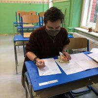 Písomná časť skúšky DSD2 (12/14)