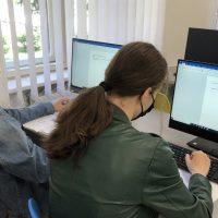Online stretnutie s projektovými partnermi v rámci programu Erasmus+ (1/11)