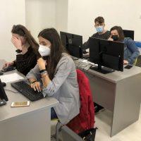 Online stretnutie s projektovými partnermi v rámci programu Erasmus+ (7/11)