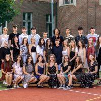 Koniec školského roka 2020/2021 — 1. ročník (1/10)