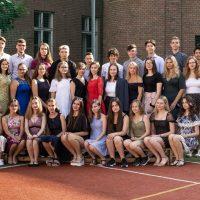 Koniec školského roka 2020/2021 — 1. ročník (3/10)