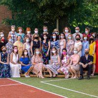 Koniec školského roka 2020/2021 — pedagogický zbor (2/2)