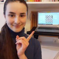 Online Majstrovstvá SR v šachu stredných škôl (1/4)