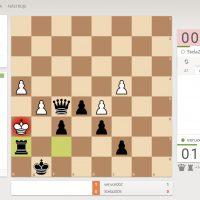 Online Majstrovstvá SR v šachu stredných škôl (3/4)