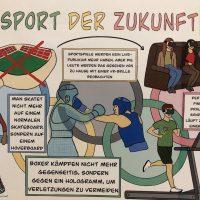 """Projekty """"Ukáž svoje angažovanie sa!"""" a """"Šport v budúcnosti"""" (3/9)"""