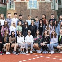Začiatok školského roka 2020/2021 — 1. ročník (1/9)