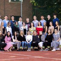 Začiatok školského roka 2020/2021 — 3. ročník (1/8)