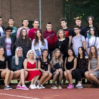 Začiatok školského roka 2020/2021 — 3. ročník (3/8)