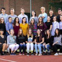 Začiatok školského roka 2020/2021 — 4. ročník (1/7)