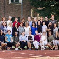 Začiatok školského roka 2020/2021 — pedagogický zbor (1/2)