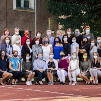 Začiatok školského roka 2020/2021 — pedagogický zbor (2/2)