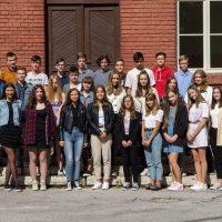 Začiatok školského roka 2021/2022 — 1. ročník (1/5)