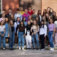Začiatok školského roka 2021/2022 — 3. ročník (1/5)