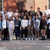 Začiatok školského roka 2021/2022 — 3. ročník (2/5)