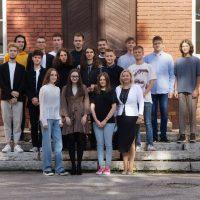 Začiatok školského roka 2021/2022 — 3. ročník (3/5)