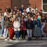 Začiatok školského roka 2021/2022 — 4. ročník (1/4)