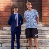 Začiatok školského roka 2021/2022 — skupinové fotografie (6/11)