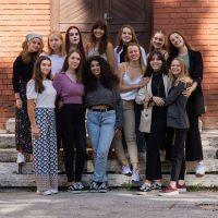 Začiatok školského roka 2021/2022 — skupinové fotografie (11/11)