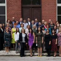 Začiatok školského roka 2021/2022 — pedagogický zbor (1/16)