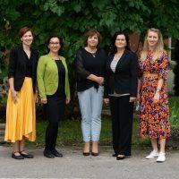 Začiatok školského roka 2021/2022 — pedagogický zbor (16/16)