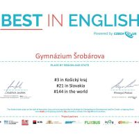 Best in English (1/1)