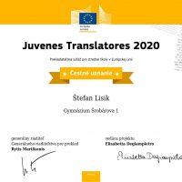 Juvenes Translatores (1/6)